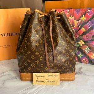 Authentic Louis Vuitton Noe' GM
